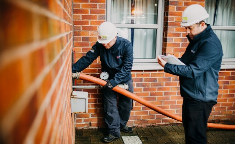 Premises & Facilities Management - Serious solutions to fire