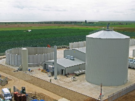 Staples anaerobic digestion plant (see case study)