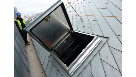 Premises Amp Facilities Management Roof Access Hatch For